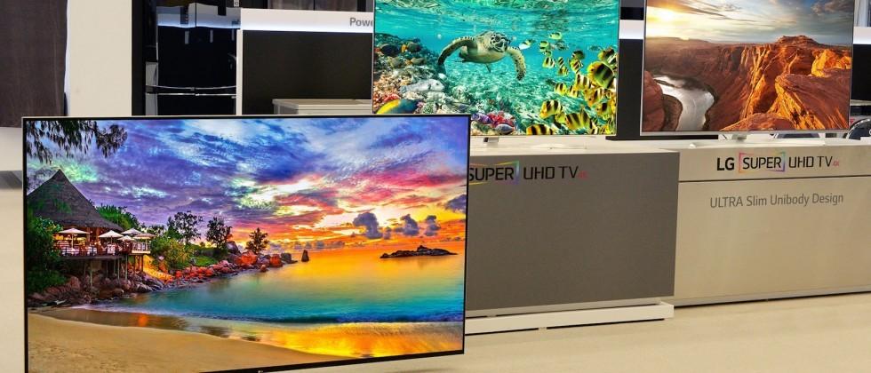 LG'S 98-INCH 8K TV