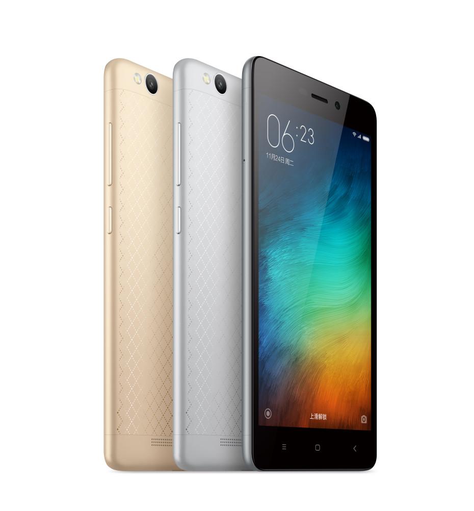 Xiaomi Redmi 3 , Xiomi Redmi 3 , MI,