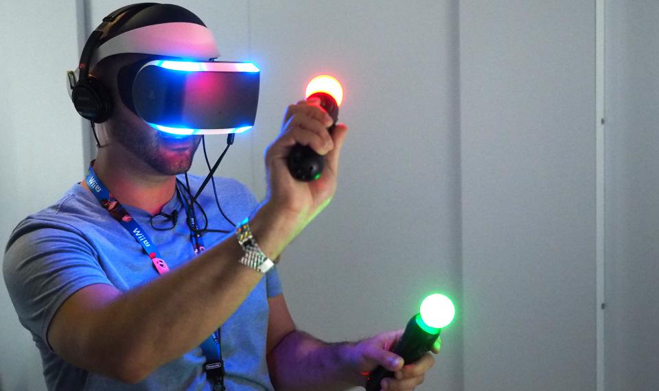 Virtual Reality , Gadget