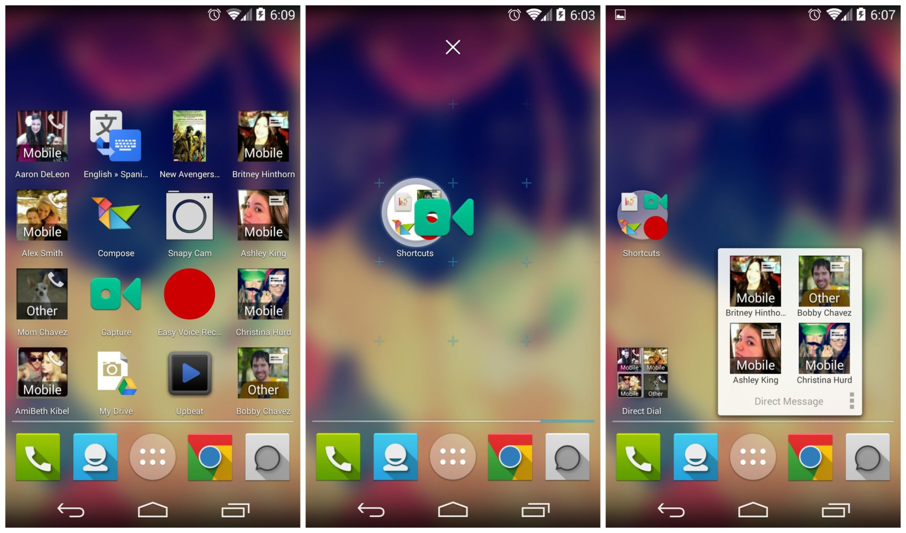 android features list, Android feature list, android features, features of android, android list,