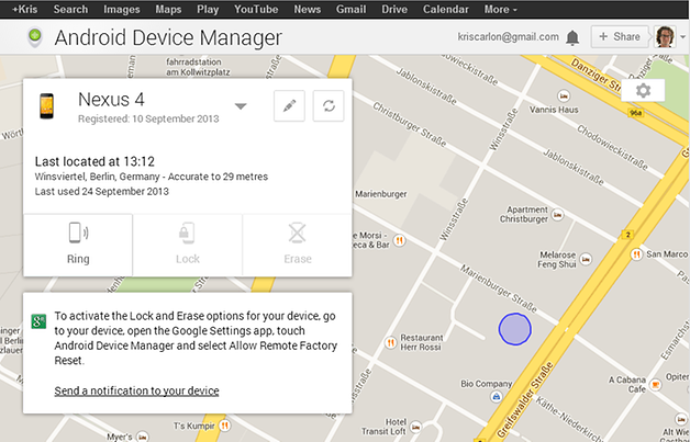 Android Device Manager Download Apk Gadget Gyani