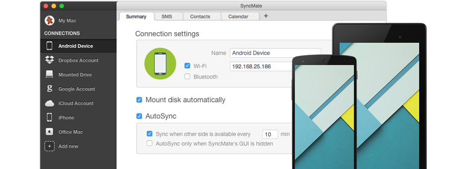 Android Device Manager For Mac | Transfer Data - Gadget Gyani
