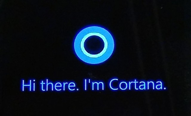 microsoft Cortana,