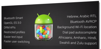 android feature, android device, android,