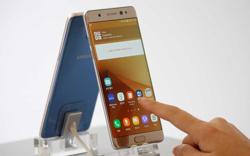 Exploding Samsung Galaxy Note 7 burns 6-year-old