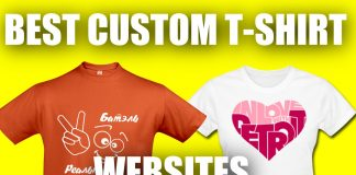 Best Custom T Shirt Sites
