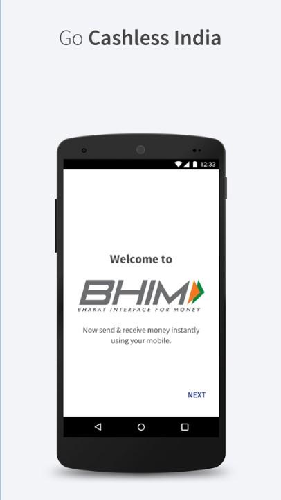 Free Download BHIM App apk By narendar Modi - Gadget Gyani