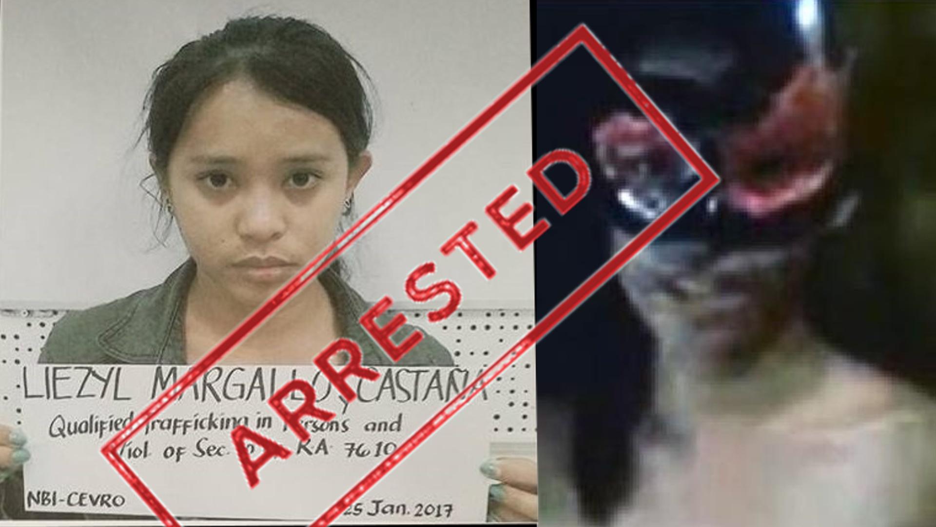daisy destruction s masked girl arrested news from deep