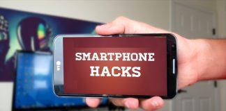cool smartphone hacks