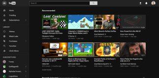 youtube, youtube dark them, dark theme youtube, youtube videos,