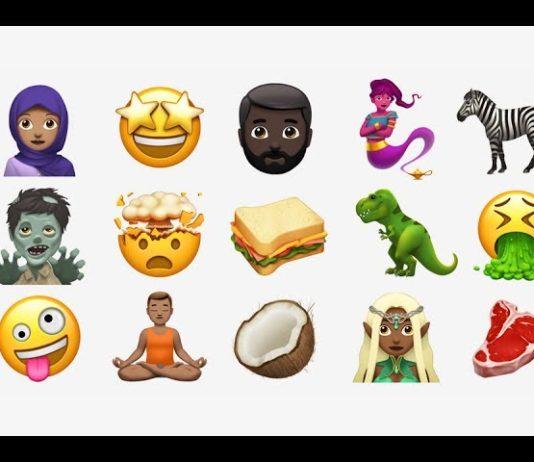 yoga emoji in apple