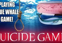 Blue Whale Challenge, A Deadly Suicide Internet Game