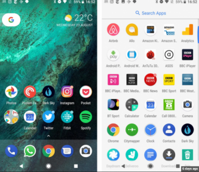 android oreo, android o, android new app, Top 7 New Features In New Android Oreo