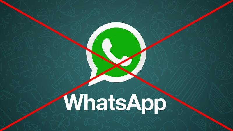 whatsapp banned in china