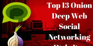 Top 13 Onion Deep Web Social Networking Websites, DEEP WEB, onion deep web, onion deep web,