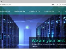deep web hosting