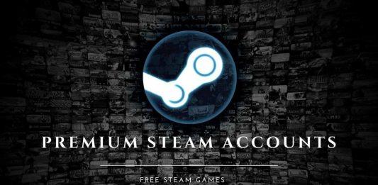 free premium steam accounts