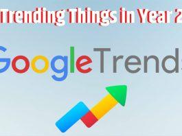 trending things in 2020
