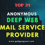 deep web email service providers, deep web email services, deep web links, dark web email services,