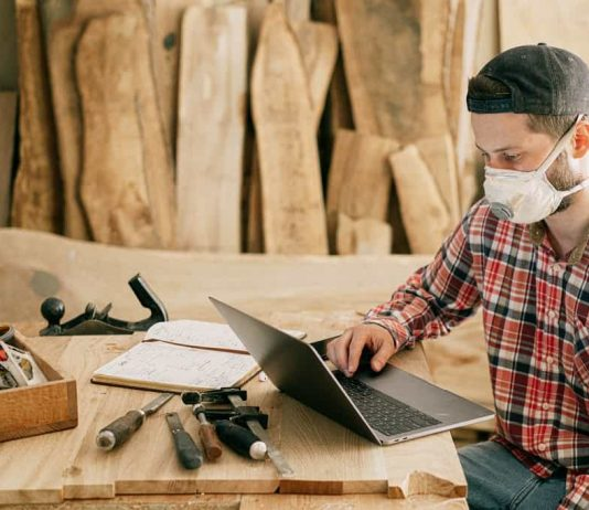 The Pandemic and Technology
