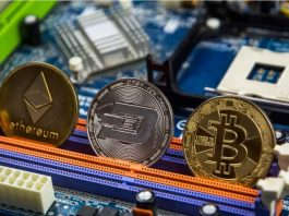 cryptocurrency, coin, digital currency